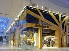 Timberland: Westfield London