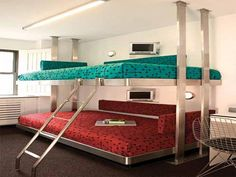 39 Best Loft Beds For Adults Images Bunk Beds Small Spaces