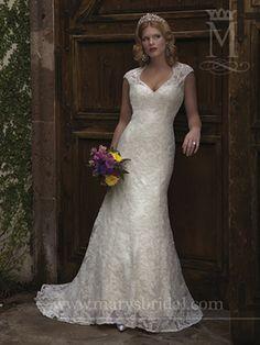 Marys Bridal S13 6125 Wedding Dress