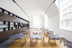 The Old Library (De Oude Bibliotheek), Delft, 2015 - KREUK architectuur
