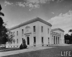 Count Francisco Matarazzo's Mansion