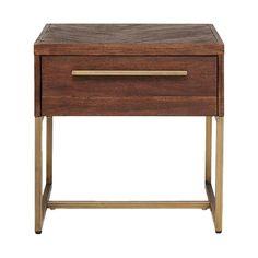 Retro dutch bedside table
