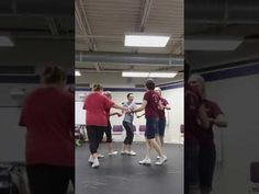 Clogging class November 27th - YouTube