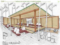 Mobiliario Urbano para el Parque Arvi de Medellín / Escala Urbana Arquitectura (17)