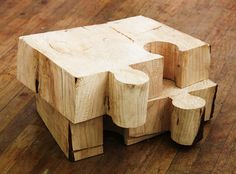log slices puzzle up