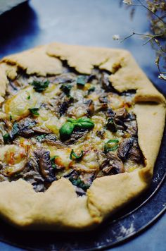 Marine is Cooking - Mais pas que ! Pizza Tarts, Meat Recipes, Healthy Recipes, Canned Blueberries, Vegan Scones, Easy To Cook Meals, Scones Ingredients, Food Gallery, Light Recipes