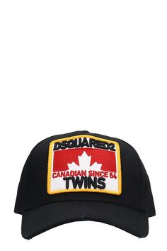 d4ab5029d12b6 Mens   Womens Dsquared2 Icon Logo Embossed Embroidery Strap Back ...