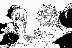 Fairy Tail Manga Caps
