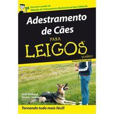 Livro - Adestramento de Cães para Leigos