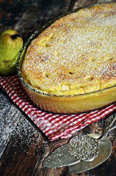 Tejbegríz felfújt körtével (bögrésen is) Hungarian Desserts, Hungarian Recipes, Super Healthy Recipes, Sweet Recipes, Sweet Desserts, Dessert Recipes, Easy Cooking, Cooking Recipes, Good Food
