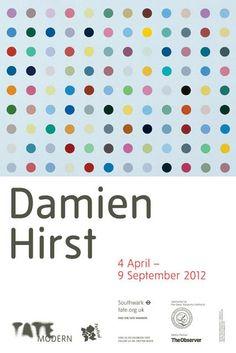 Damien Hirst, Tate Modern, 2012