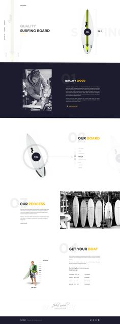 Surfing Landing page Design... Another one. :)Contact me to make your company / products landing page...Thank you... :) :)