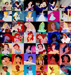while everyone wants to be a victoria's secret angel..i still want to be a disney princess..