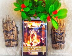 i am not a bookworm!: Jack Templar and the Last Battle (The Templar Chro...