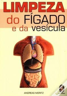 Capa do livro - Limpeza do fígado e vesícula