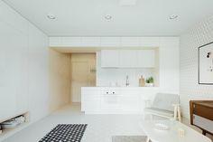 원룸 인테리어 (Small studio apartment)