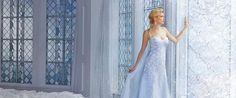 18 Disney Wedding Dresses For Fairy Tale Inspiration
