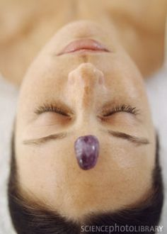 How to Begin Working with Crystals and Stones ( Third Eye )