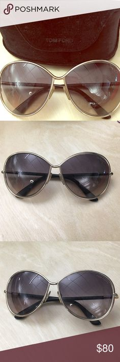 Tom Ford Sunglasses Tom Ford style# Iris TF 180 Tom Ford Accessories Sunglasses