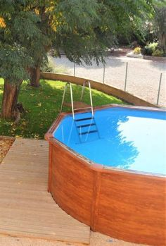 Above Ground Pools are the most effective alternative for resident who want a swimming pool however aren't ready for the much more costly choice of putting in an in-ground pool. Above Ground Pool, In Ground Pools, Outdoor Fun, Outdoor Decor, House Projects, Patio Ideas, Swimming Pools, Hello Kitty, Backyard
