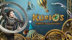 KURIOS – Cabinet of Curiosities :  Cirque du Soleil