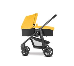 Graco Evo Carrycot - Mineral Yellow *Colour Exclusive to Mothercare*
