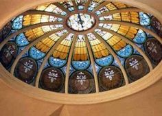 Google Image Result for http://www.gonavis.com/sites/default/files/Stained_Glass_Dome-445x320.JPG