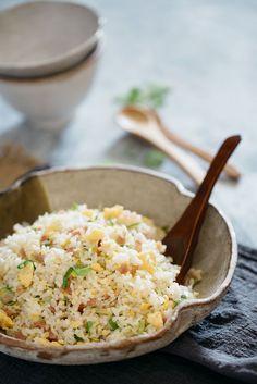 Japanese fried rice Yakimeshi