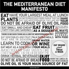 New research shows that the Mediterranean diet may be better than medication. But first you need to know what the real Mediterranean diet is.