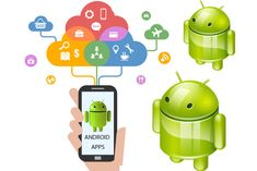 Get the amazing application for android and make your dream app.