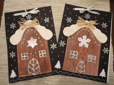 Vánoční přání Christmas Cards, Xmas, Winter Fun, Kids And Parenting, Diy And Crafts, Kindergarten, Holiday Decor, School, Creative