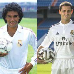 Real Madrid y el impacto del 'Chicharito' y Hugo Sánchez