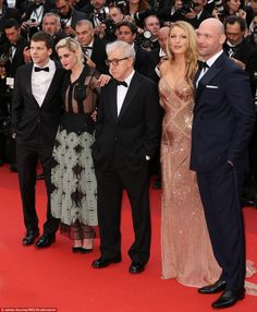 The cast of Café Society with the director of the movie Woody Allen attends Cannes Film Festival  #cafe society#woody allen#kristen stewart#blake lively#jesse eisenberg#corey stoll#thierry fremaux#f#fashion#red carpet#cannes 2016#cannes#cannes film festival 2016#2016 cannes film festival#2016 cannes#jeisenbergedit#kstewartedit#kstewedit#kstew#kristen stewart edit#kristen stewart fc#kristen stewart fashion#blake lively edit#blake lively fc#blake lively fashion#blivelyedit#daily mail