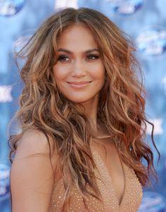 J-Lo hair