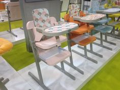 #kindundjugend2015 Brevi Slex Evo. Special Edition. #cradle #swing #highchair #chair all in one