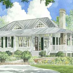our top 25 house plans - Coastal House Plans