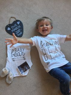 Our Pregnancy Announcement ❤️ Baby Number 2, Big Brother xxx