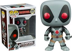 From the Marvel Universe, Two Swords X-Force Deadpool, as a stylized POP vinyl from Funko! Figure stands 3 inches and comes in a window display box. Check out the other Deadpool figures from Funko Funko Pop Marvel, Deadpool Funko Pop, Marvel E Dc, Marvel Universe, Marvel Comics, Funko Pop Dolls, Funko Pop Figures, Pop Vinyl Figures, Funko Toys