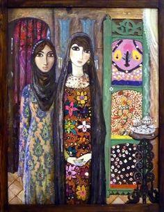 """People from Mesopotamia"" by Ali Al Tajer"