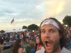 Jared at ACL16