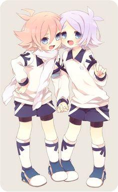 Fubuki Twins - Inazuma Eleven ~ DarksideAnime