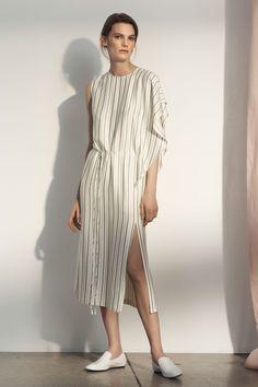 Grey Jason Wu Pre-Fall 2018 Fashion Show