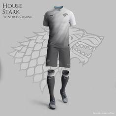 Como seriam os uniformes Nike das casas de Game of Thrones? Um designer imaginou; veja - ESPN.com.br