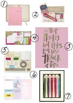Pleats and Threads : Step up Your Planner Game