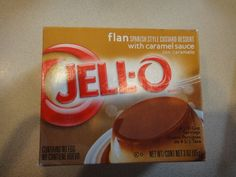 what ever you call it its a tasty tasty sweet concoction. I was very surprised to hear that some Americans have either never heard of or t. Flan, Custard Cups Recipe, Jello, I Foods, Eggs, Tasty, Baking, Sweet, Desserts