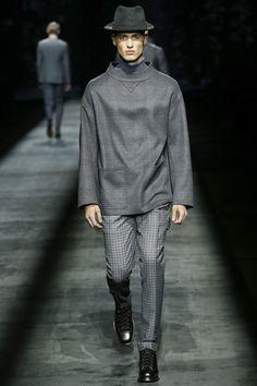 Brioni Fall 2016 Menswear Fashion Show