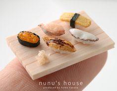*4月の【 nunu's kitchen 】メニュー* - *Nunu's HouseのミニチュアBlog*           1/12サイズのミニチュアの食べ物、雑貨などの制作blogです。