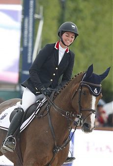 Paris 2014 Gallery - LONGINES GLOBAL CHAMPIONS TOUR - Reed Kessler wins 'Best Rider' in the Gucci Gold Cup