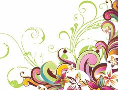 Floral Design, free vector graphic