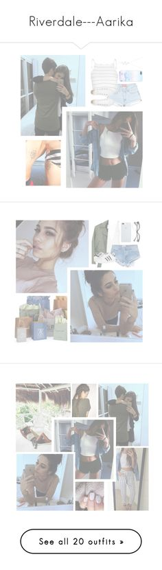 """Riverdale---Aarika"" by w0nd3rfully-tipt4stic ❤ liked on Polyvore featuring truthbetoldriverdaleplot, NOVA, Glamorous, Nephora, Converse, Numero00, NIKE, prAna, Nordstrom and LE3NO"